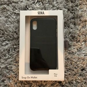 Sena Case Emma Snap on for iPhone X/XS